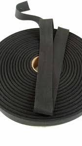 Black Twill Tape