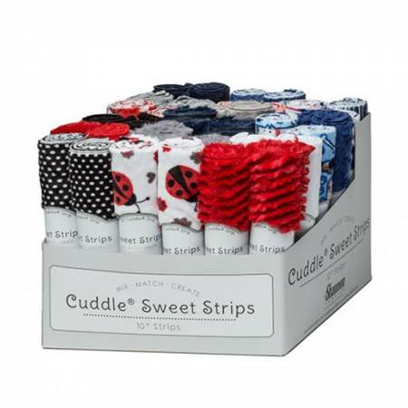 Cuddle Sweet Strips 10 x 60