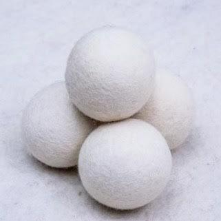 Felt Dryer Ball Set of 4