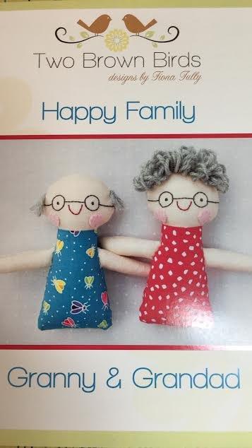 Happy Family: Granny & Grandad