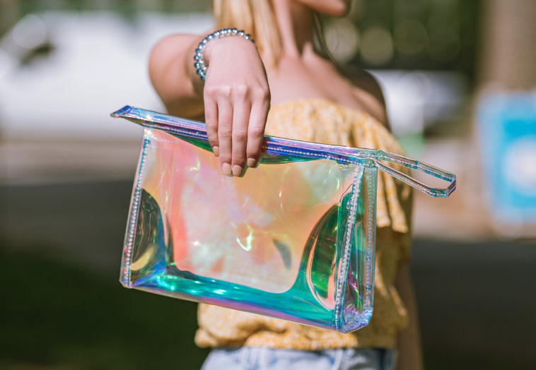 Vere Prism Large Cosmetic Clutch