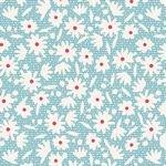 Bon Voyage Paperflower Teal