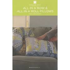 All in a Row & All in a Row Pillows