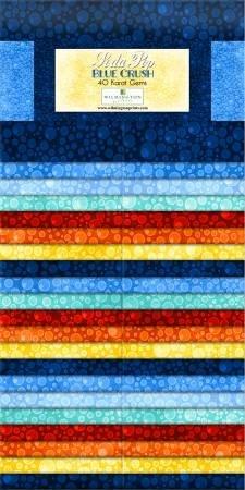 Strips Soda Pop Blue Crush