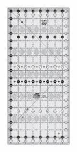 Creative Grids Quilt ruler 8.5 x 18.5