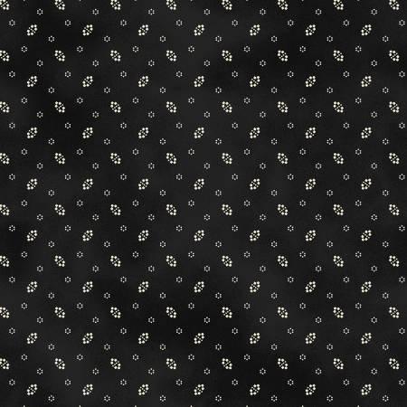 Black Classic Shirtings Reproduction Print