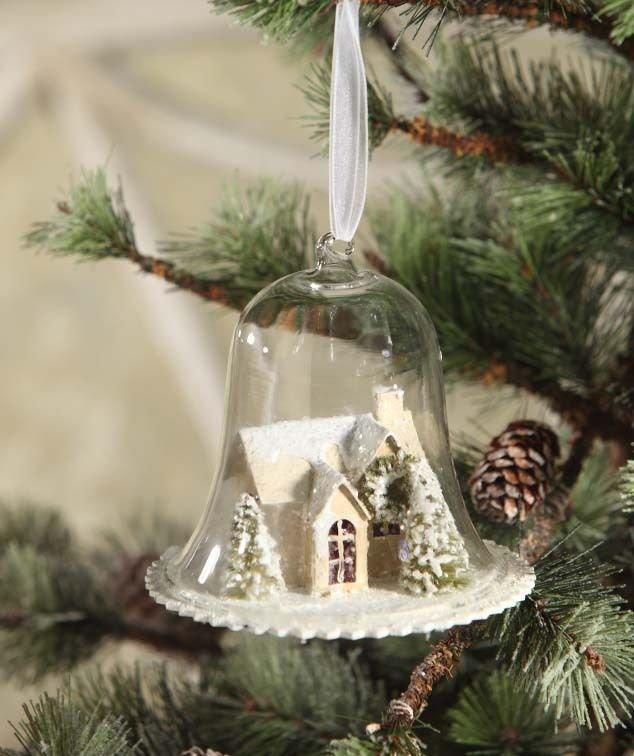 Woodland Cottage Ornament