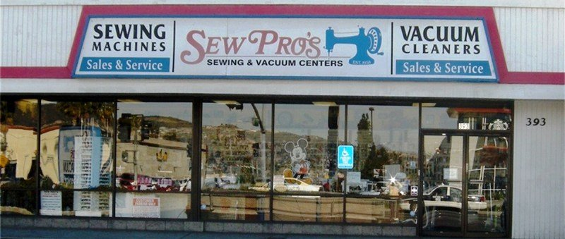 Sew Pro's Sewing & Vacuum Centers | 3 San Diego Locations