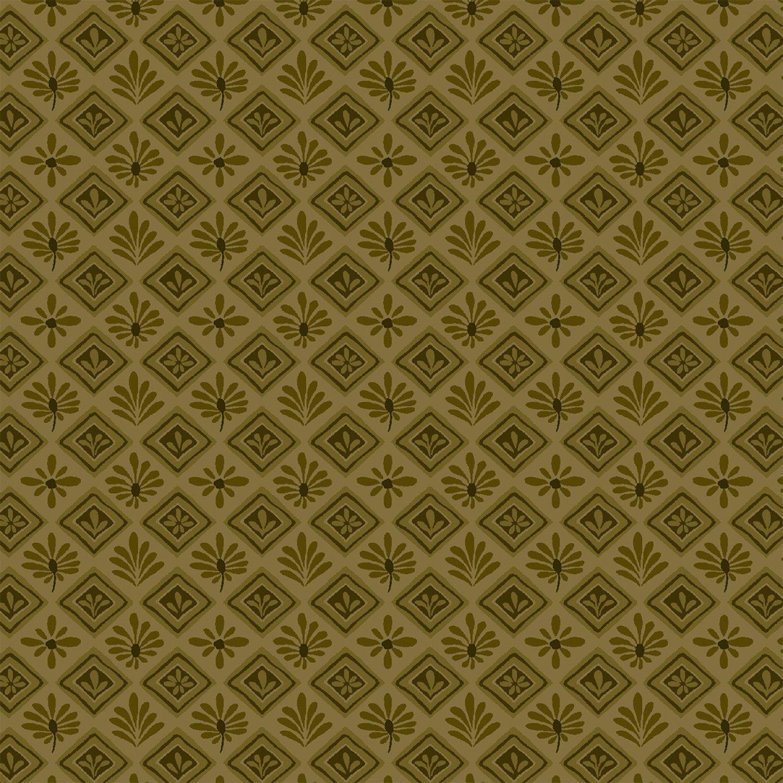 Olive Geometric 2148-66