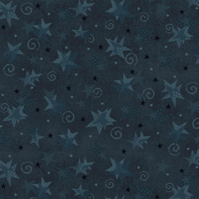 Dark Blue Stars 2152-77