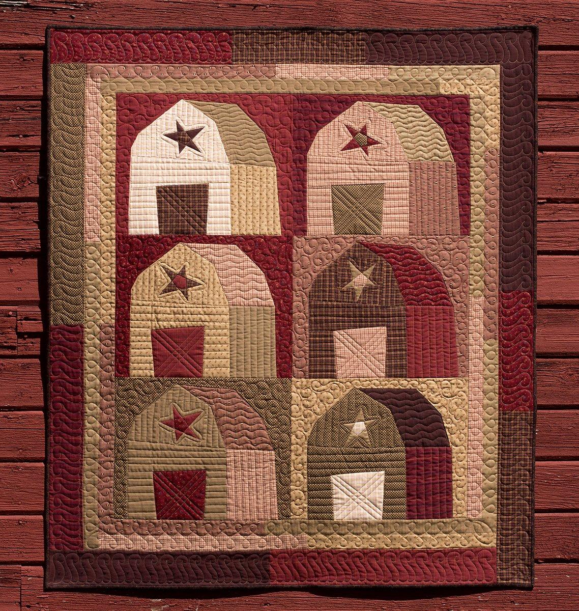 Barn Stars kit