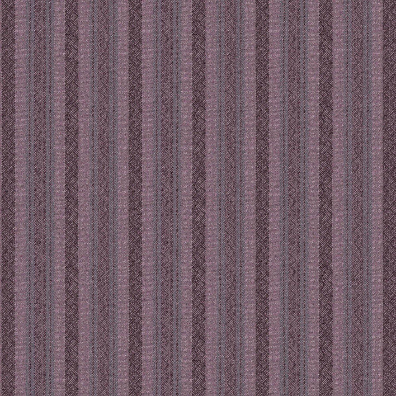 Autumn Song Purple Stripe homespun 8795Y-55