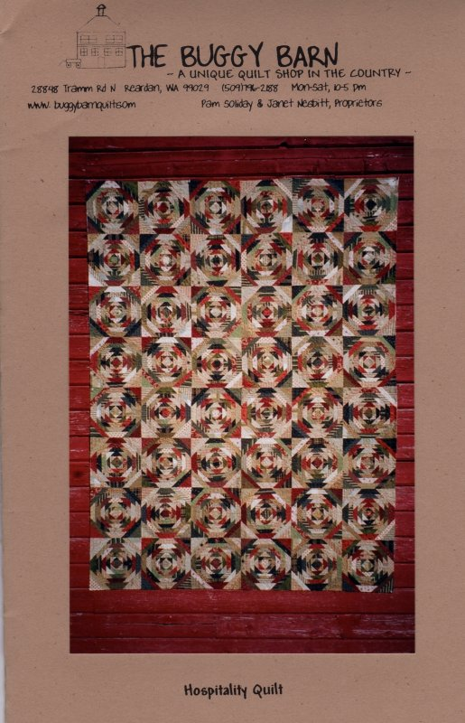 Hospitality Quilt