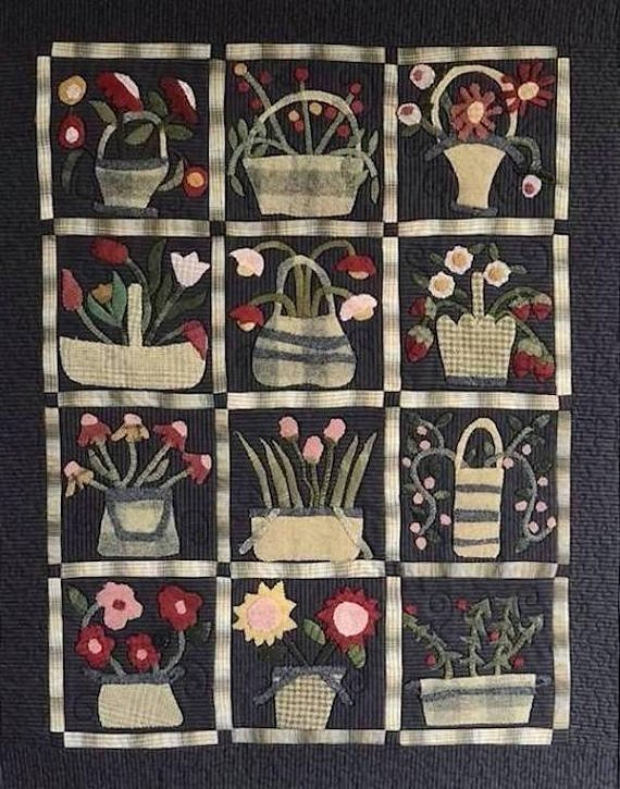 Little Wooly Baskets
