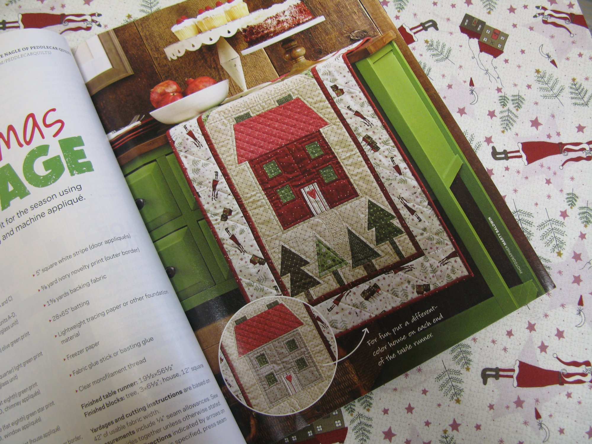 Christmas Cottage Kit