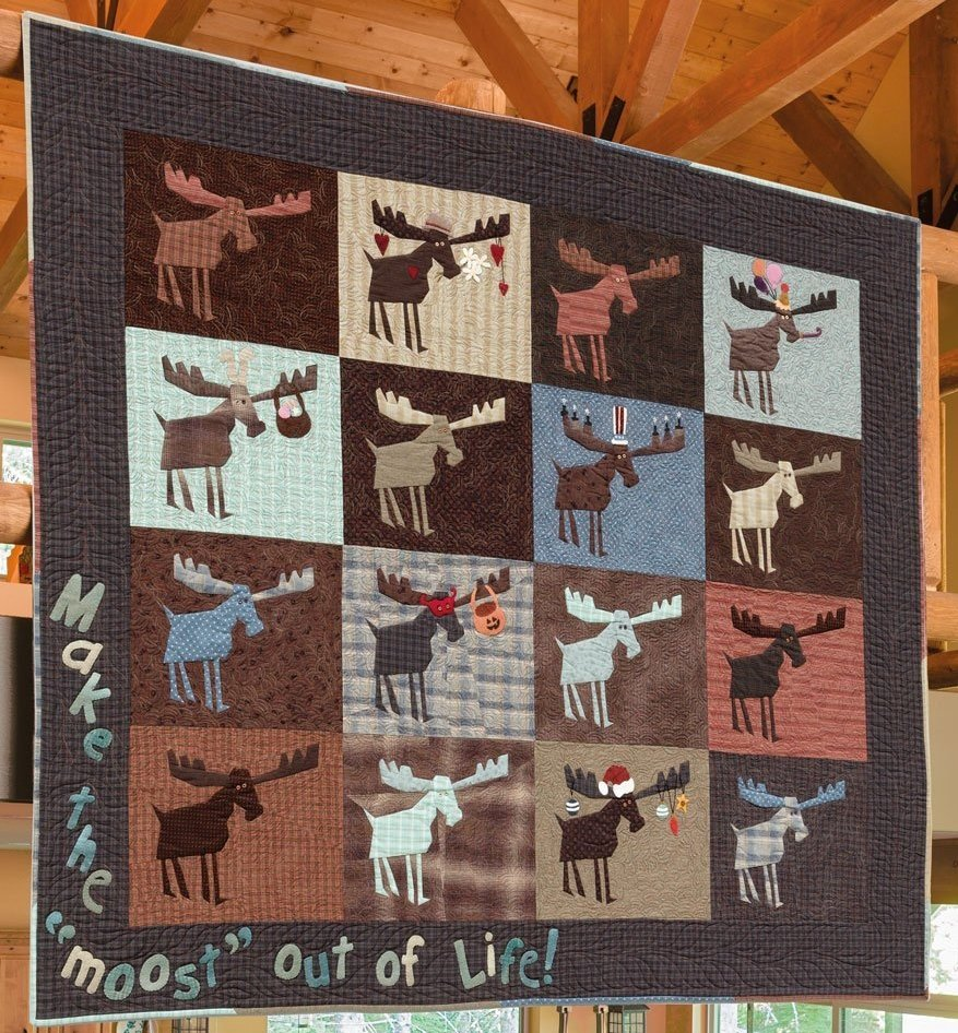 Crazy Moose Messages Kit