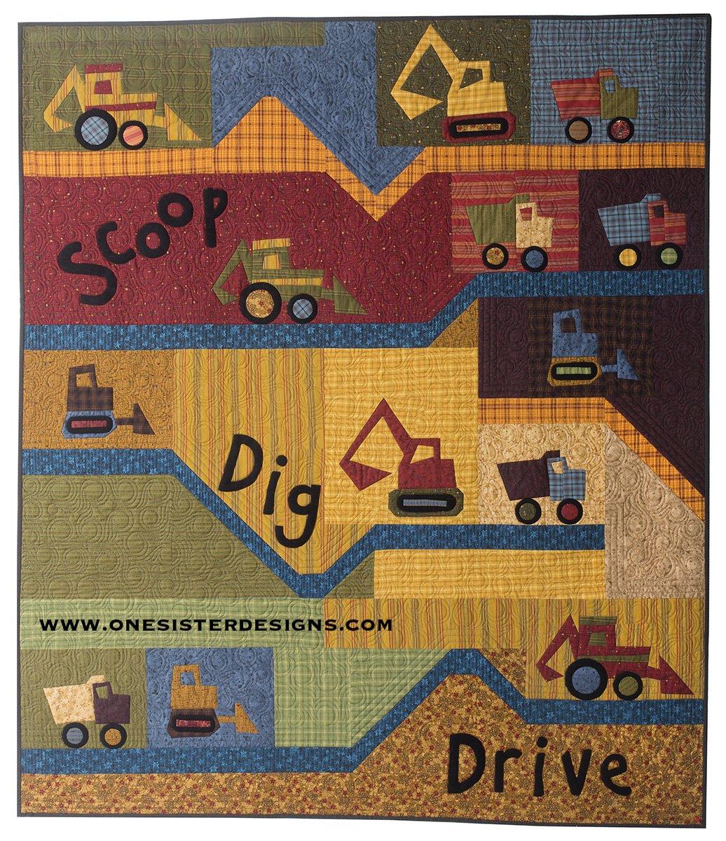 Scoop Dig Drive Kit