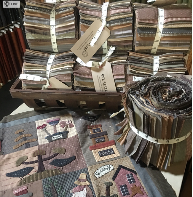 Diamond Textiles fabric bundle