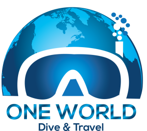 One World Dive & Travel Logo