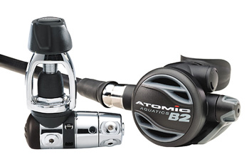 Atomic Aquatics B2 Yoke Regulator