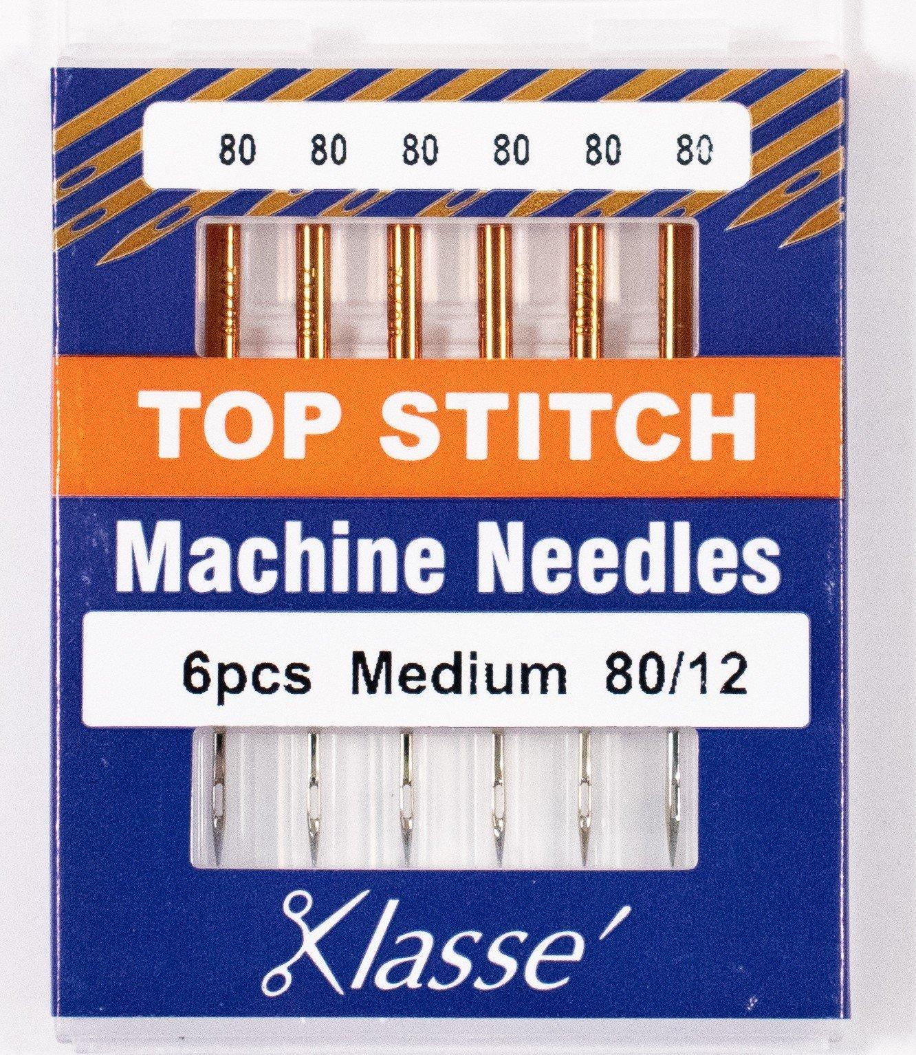 Klasse Topstitch 80/12, 6 Needles
