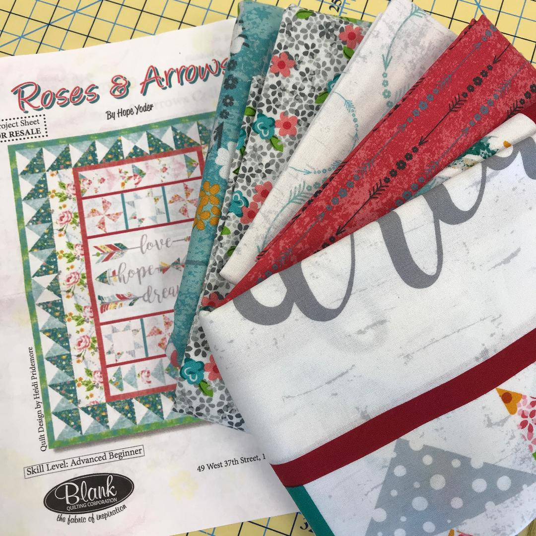 ROSES AND ARROWS KIT