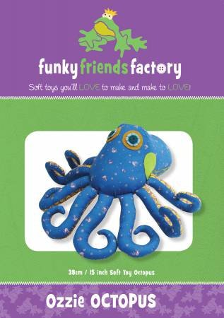 Funky Friends Factory Patterns