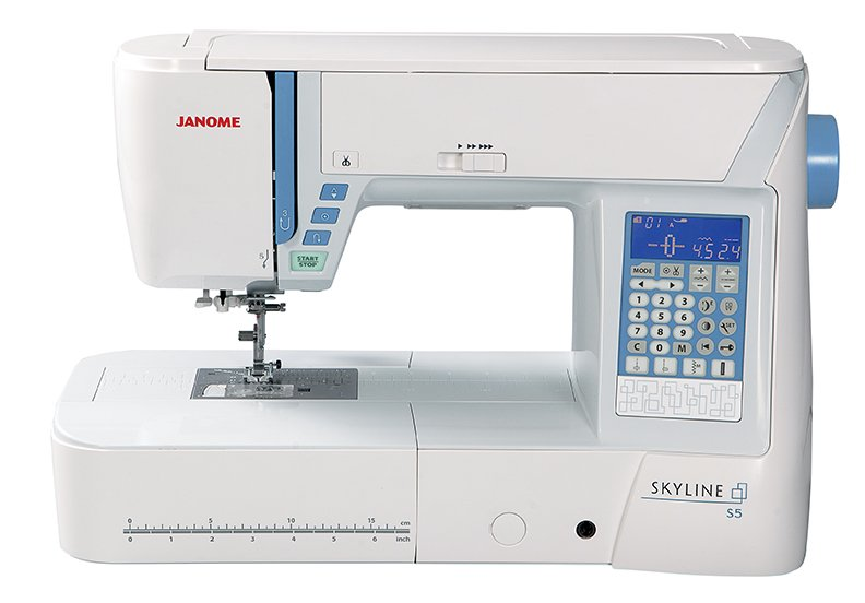 Janome Skyline S-5