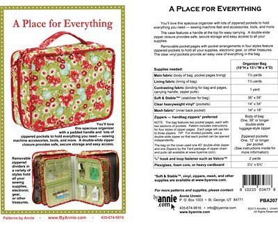 byannie.com Bag Patterns
