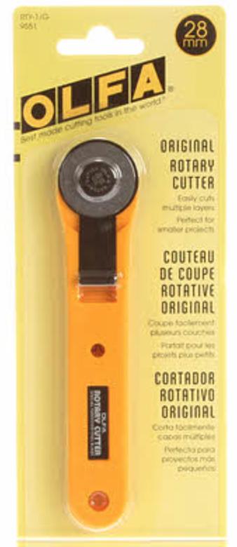 28mm Olfa Rotary Cutter