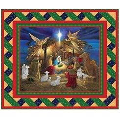 Holy Night Quilt Kit