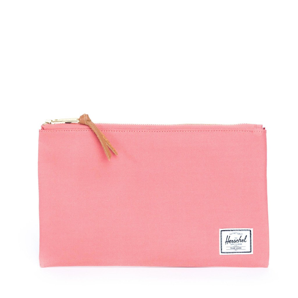 Herschel Network pouch medium flamingo