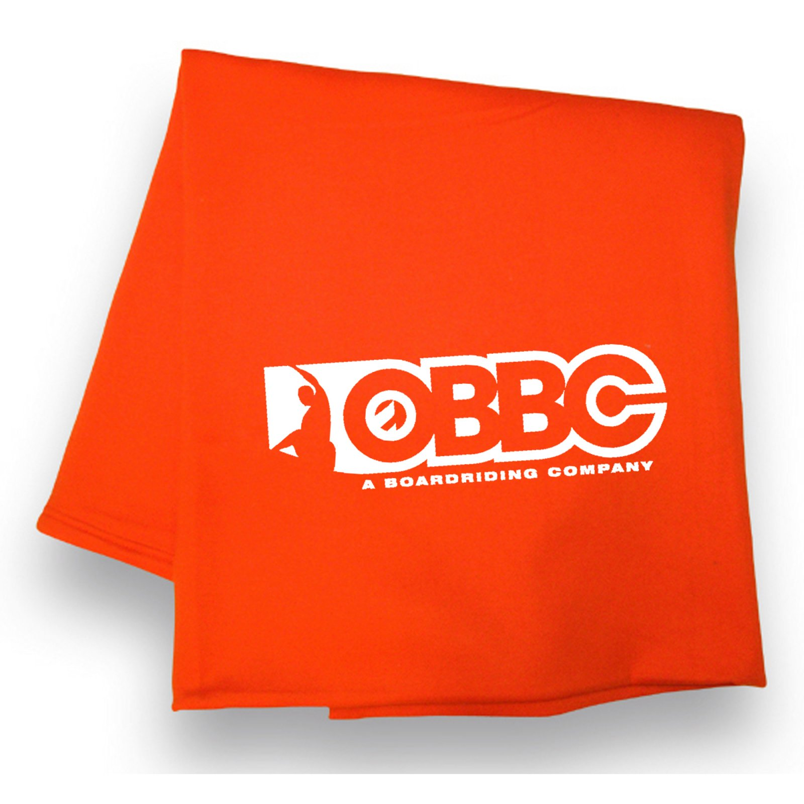 OBBC Beach Blanket Orange
