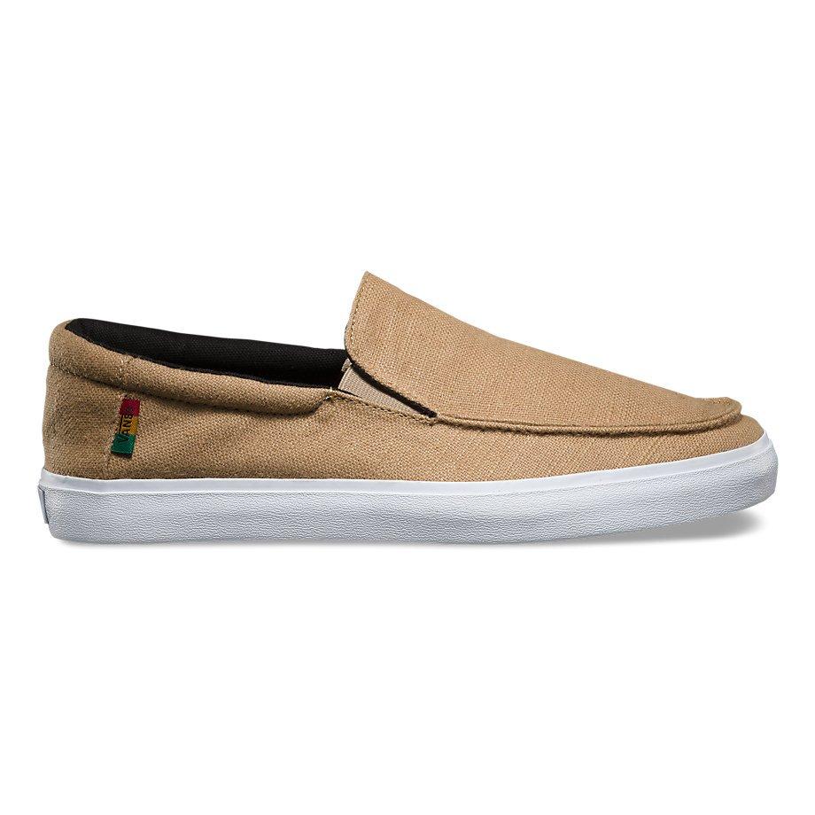 Vans Bali SF (Hemp)Khaki/Rasta/White
