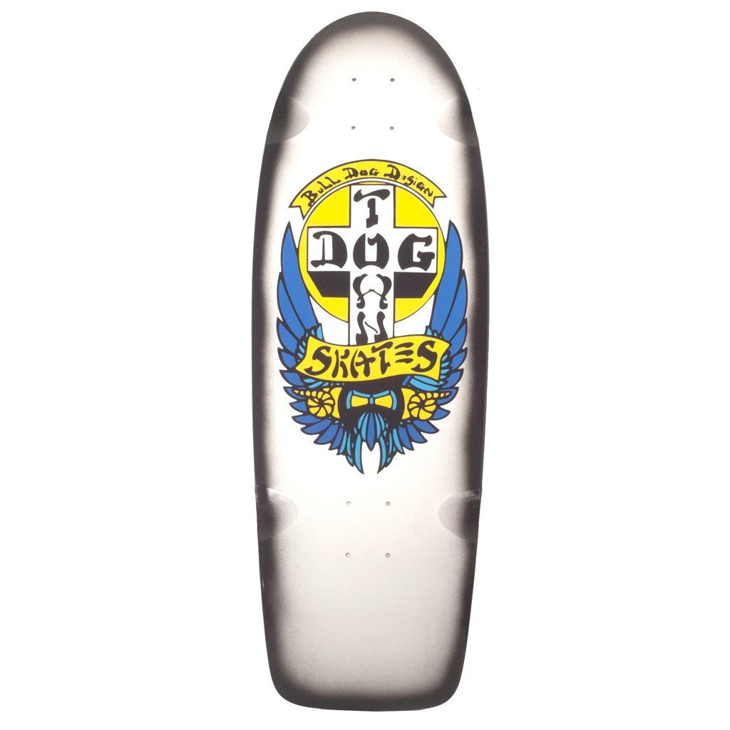 Dogtown OG Rider Bulldog 10 Black Fade