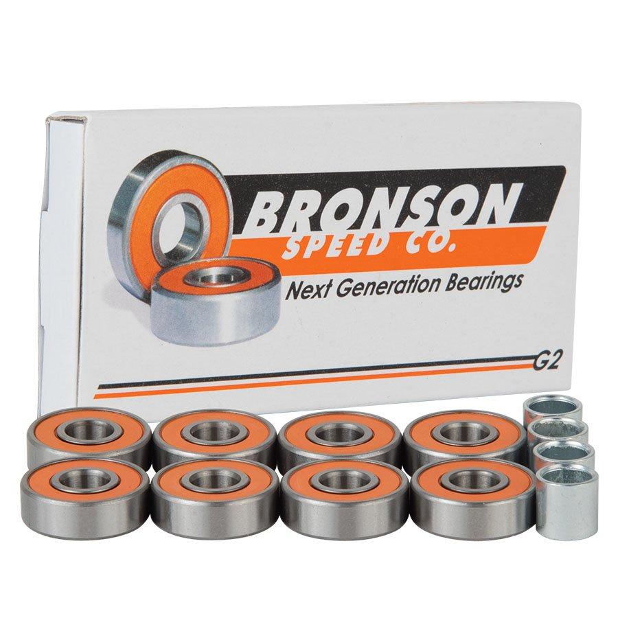 Bronson Speed Co. G2 Bearing 8 Pack
