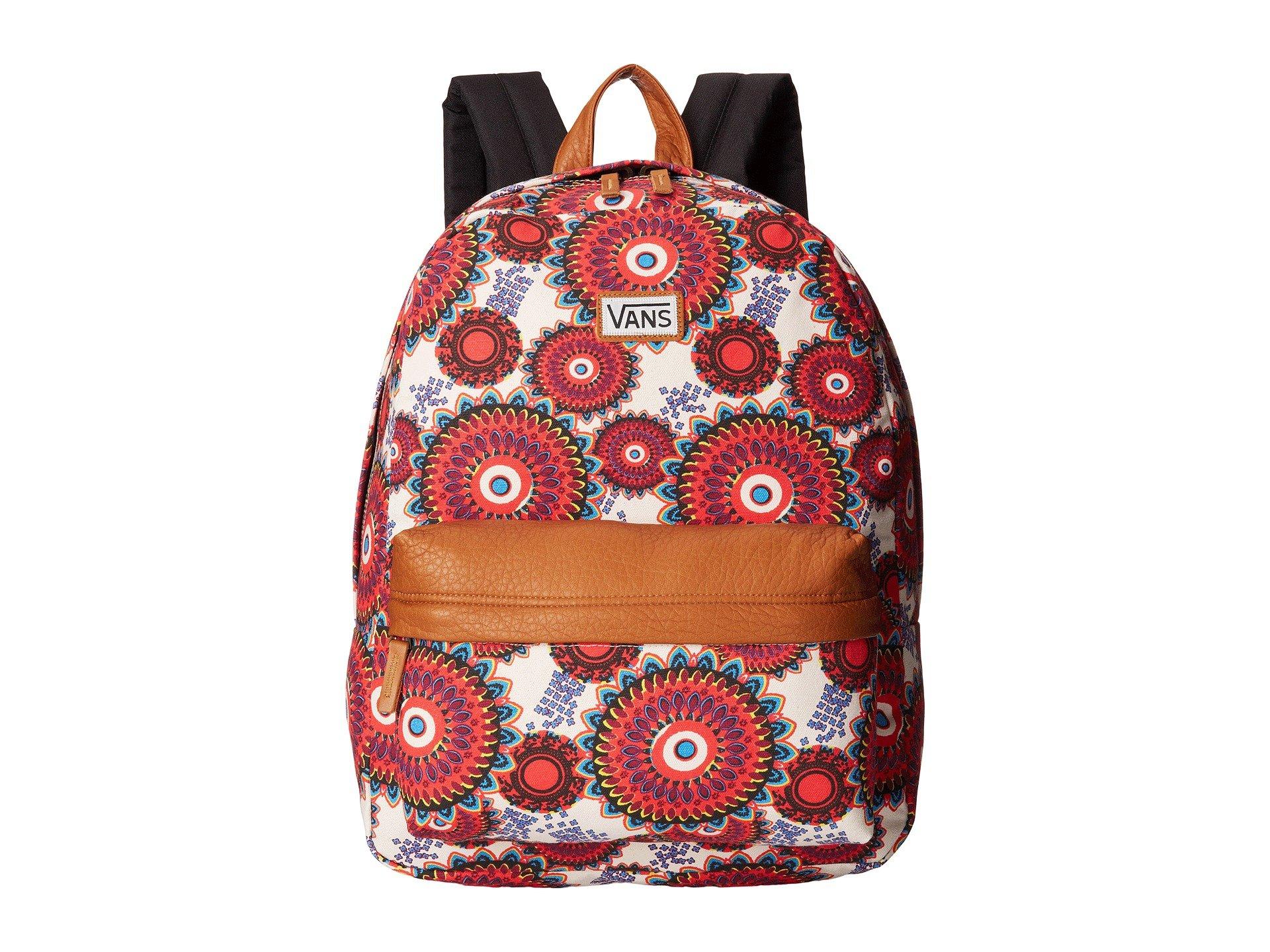 06da98e81b Vans Deana II Backpack Geo Floral - 700054560580