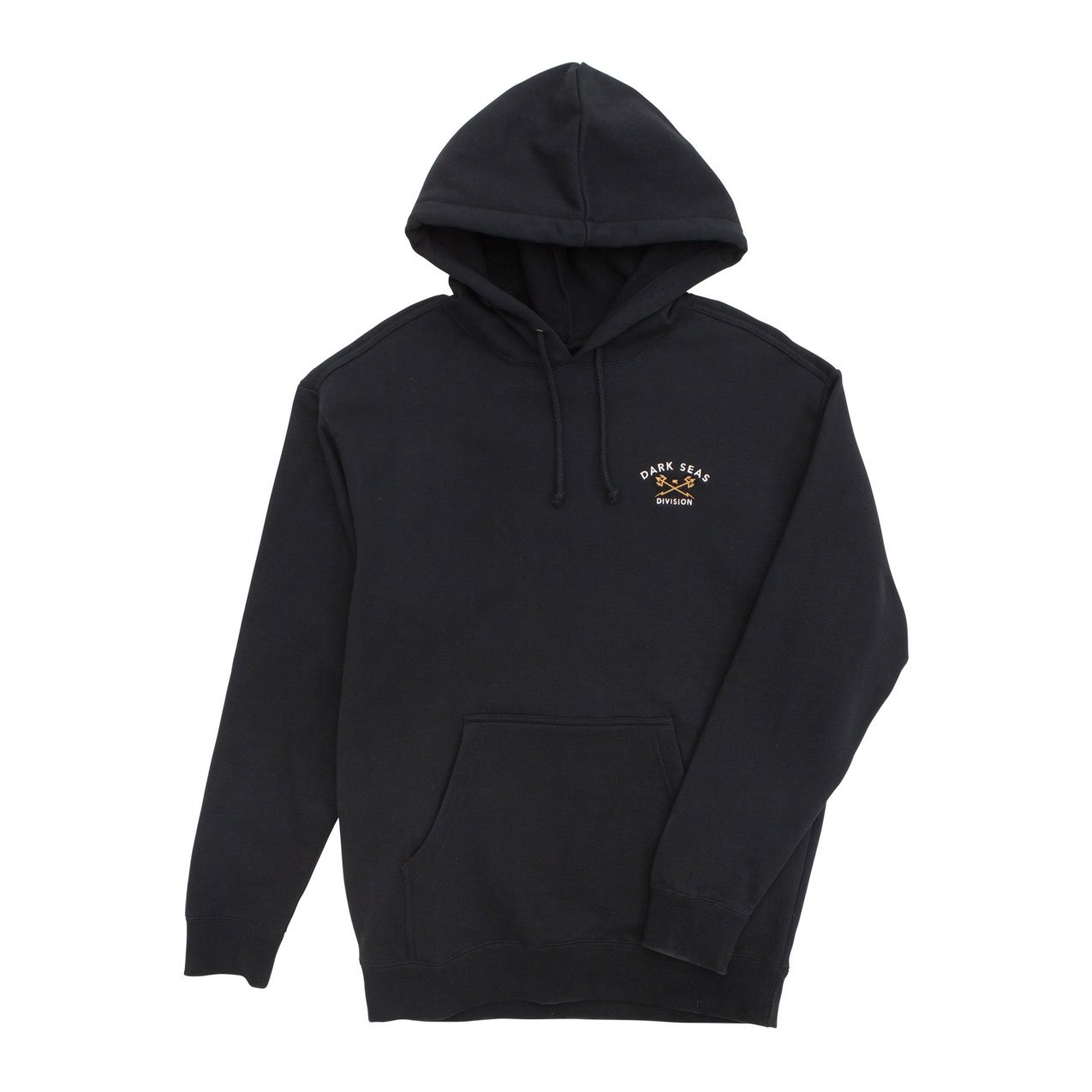 Dark Seas Bismark Fleece Black