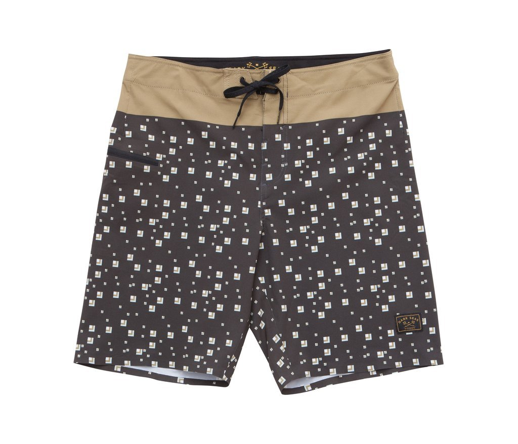 Dark Seas Blackwall Boardshorts Beluga