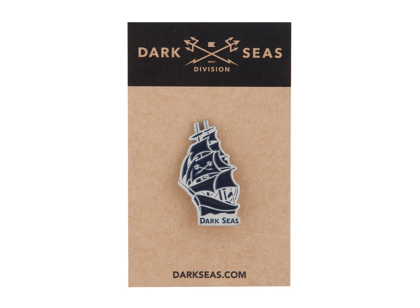 Dark Seas Pins