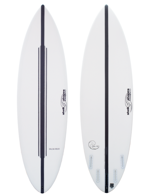 Salsa Rojo Surfboard 2018