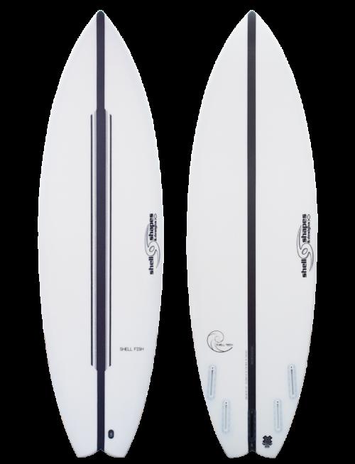 Shell Fish Surboard 2018
