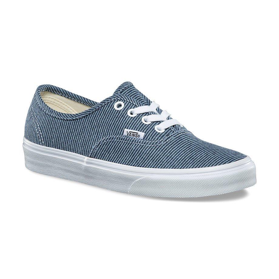 Vans Authentic (Jersey) Blue/True White
