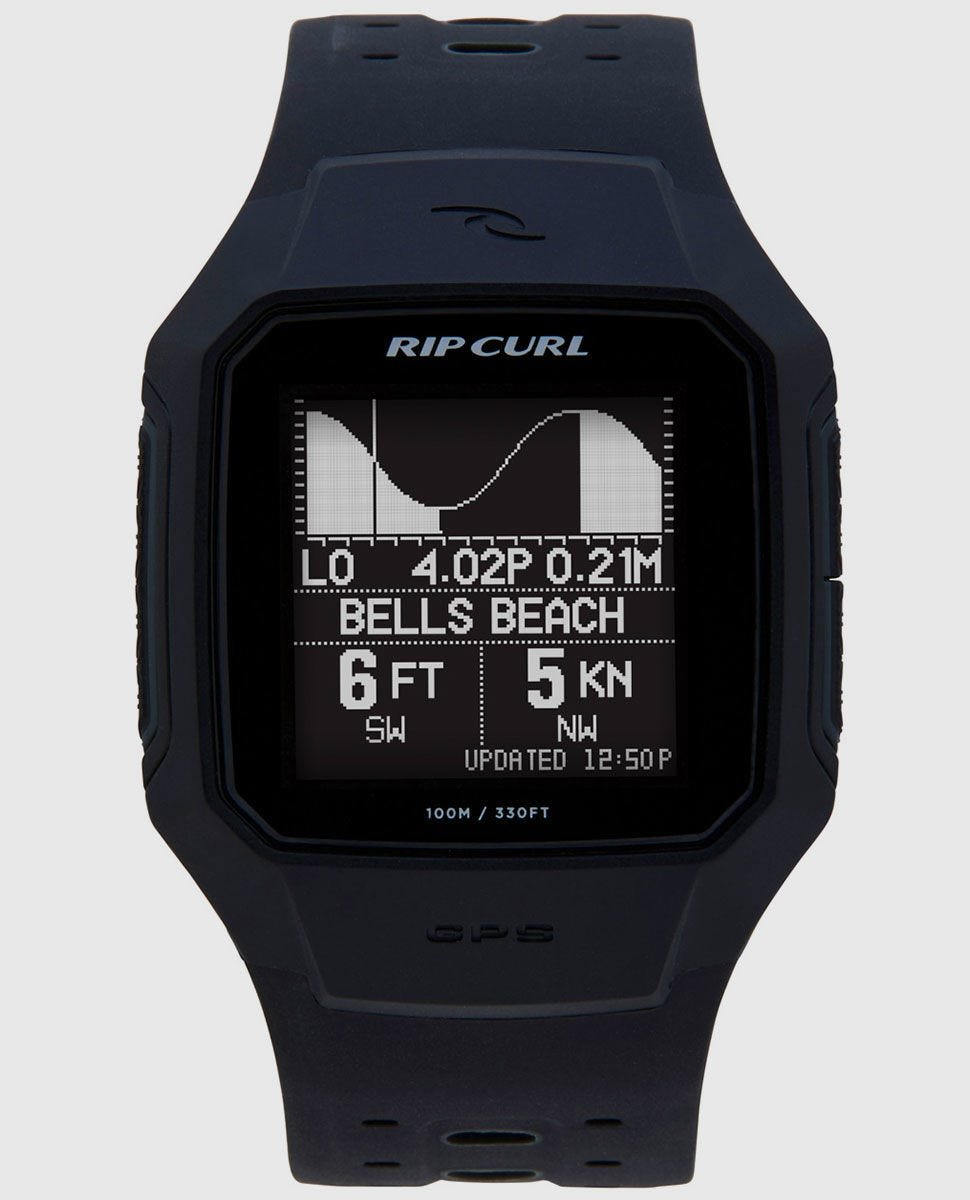 Rip Curl Search GPS II Watch