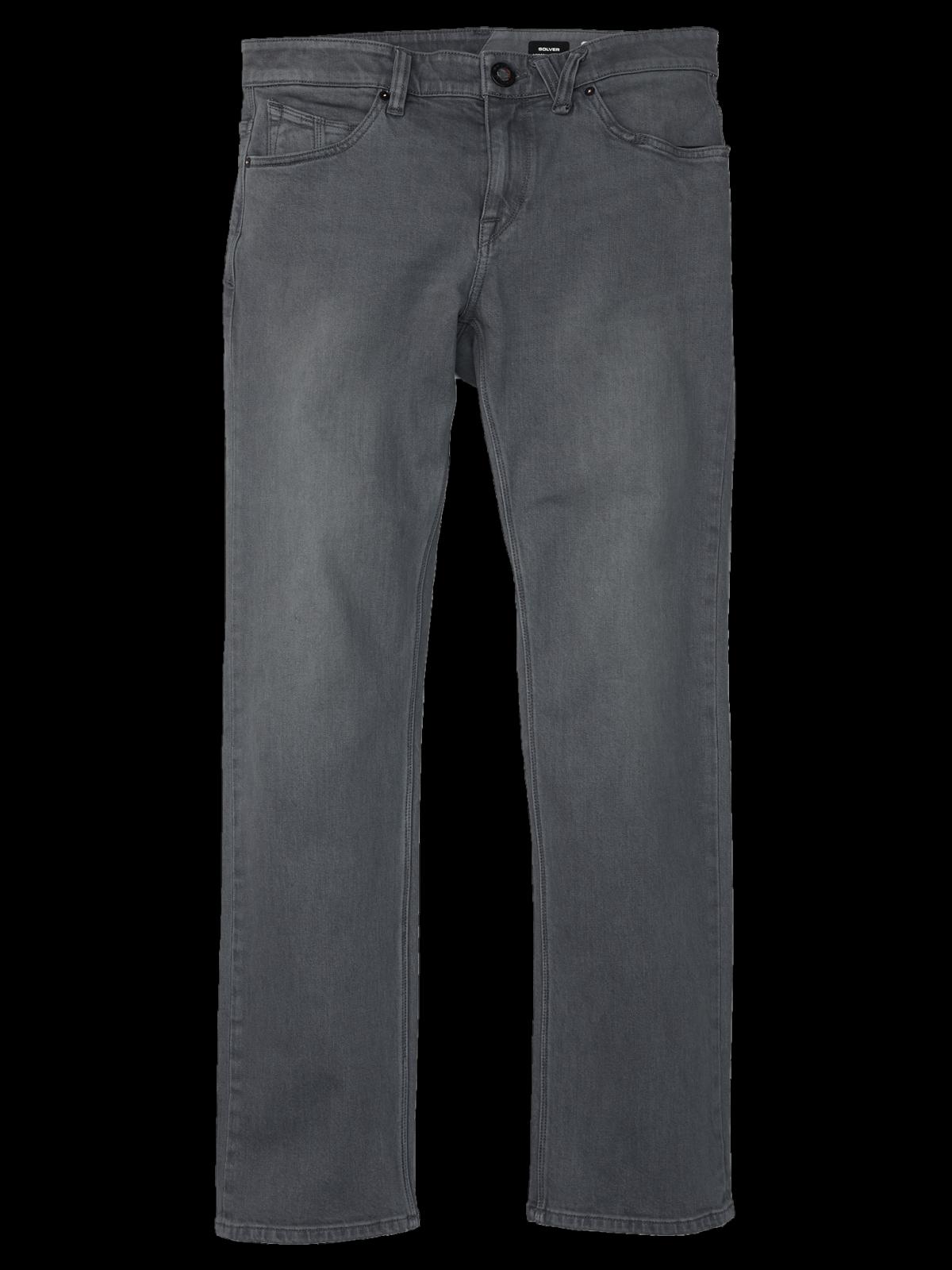 Volcom Solver Denim Grey Vintage