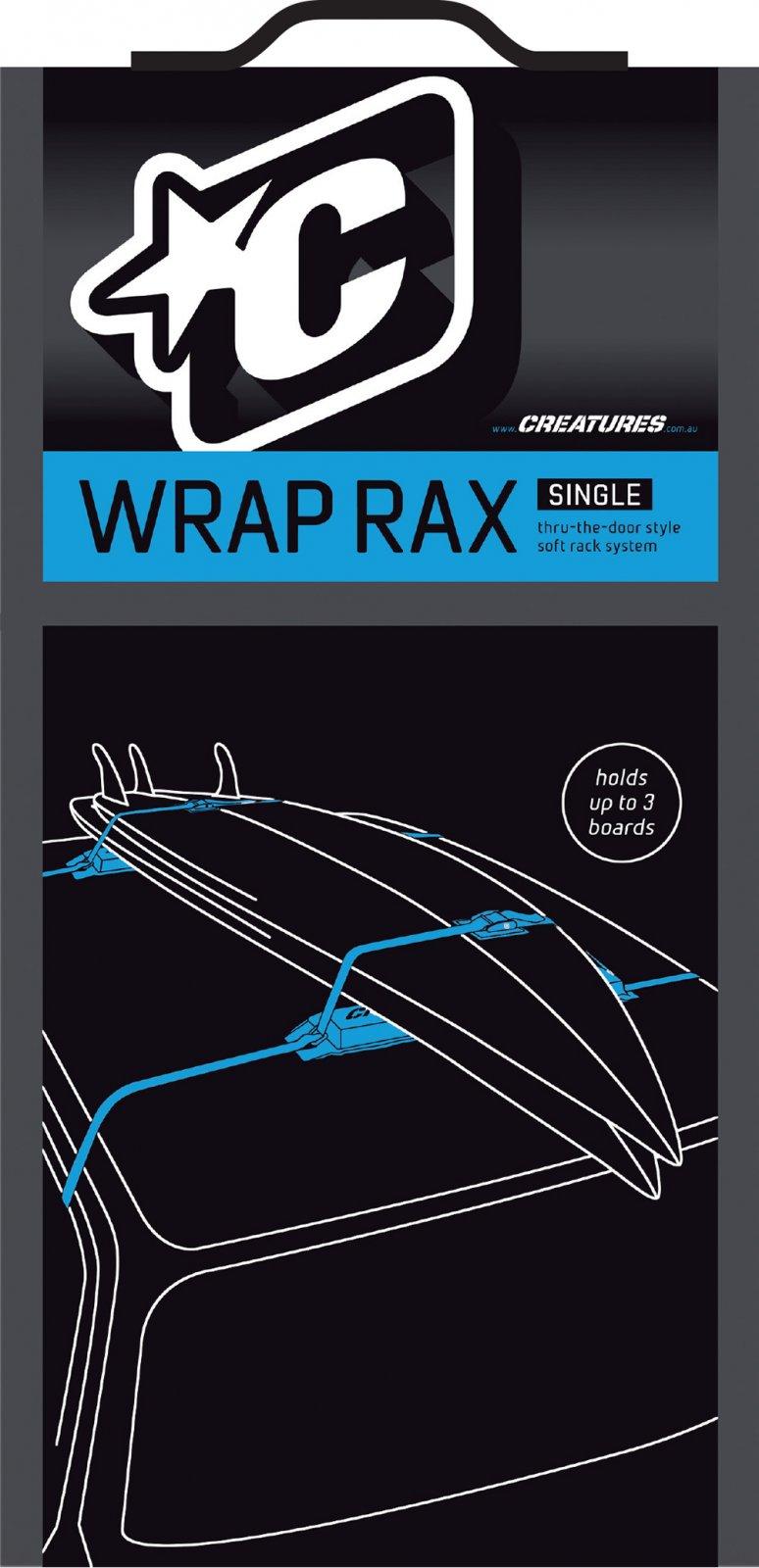 Creatures of Leisure Single Silicon Wrap Rax