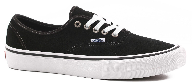 Vans Authentic Pro (Suede) Black