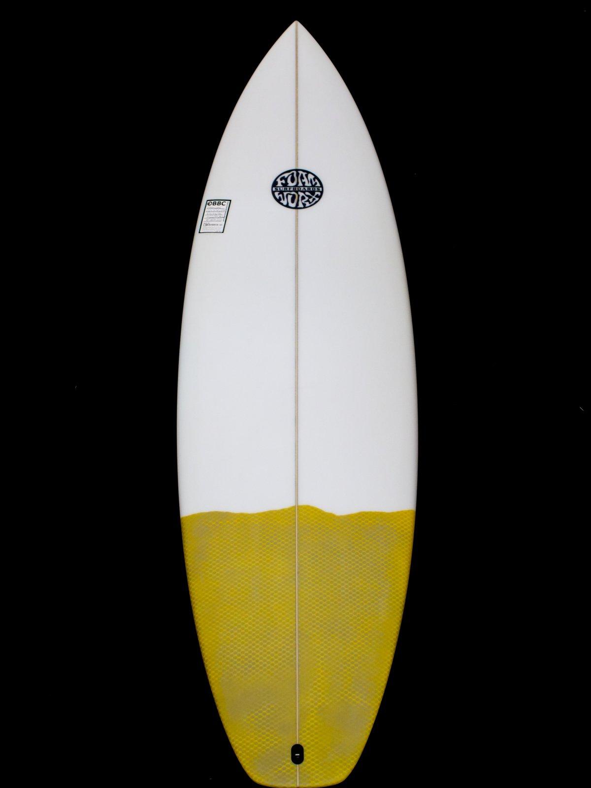 Foamworx Big Guy Tri E-Poly Surfboard