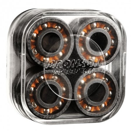 Bronson Speed Co. RAW Bearing 8 Pack