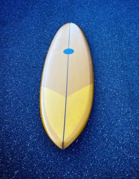 Brother Channel Twin Surfboard